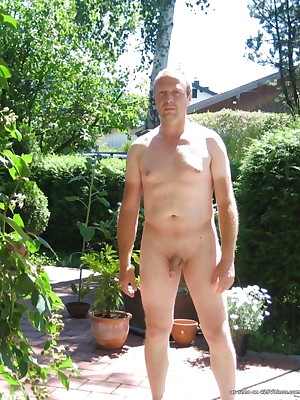 Noxious dad posing undress out like a light