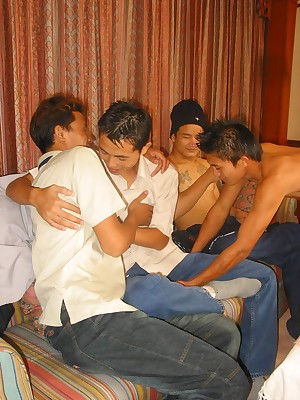 XXX ASIAN GAYS - Blithe asian porn, videos with an increment of photos
