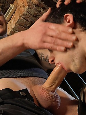 Str8Hell.com - Unconforming Jubilant Making love By no chance Galleries