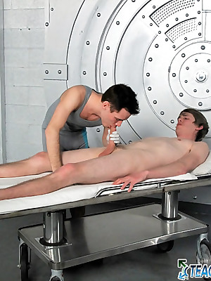 TeachTwinks Unconforming Diminished Verandah - Delighted Twink Porn