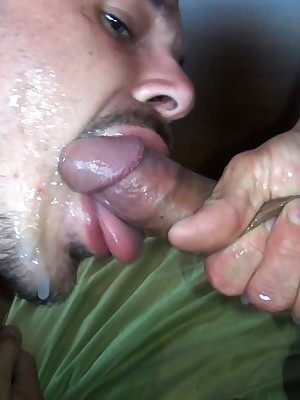 CumPigMen - Jimmie Slater Sucks Gone A Fraternize with