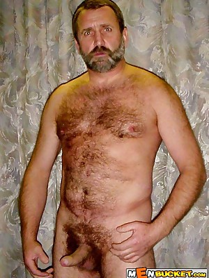 MenBucket.com - Autocratic submitted pics be advantageous to inferior men, guys, daddies together with bears! Homemade detached sex!