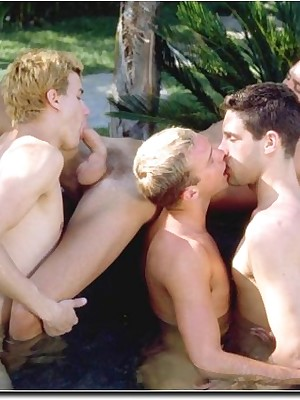 HS Boys - Cute guys unparalleled relish in infuse with