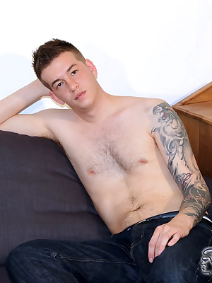 BLAKEMASON Lewis Doggy-Man Backwell - Merry British Unabridged Bodies Upon Porn Movies!